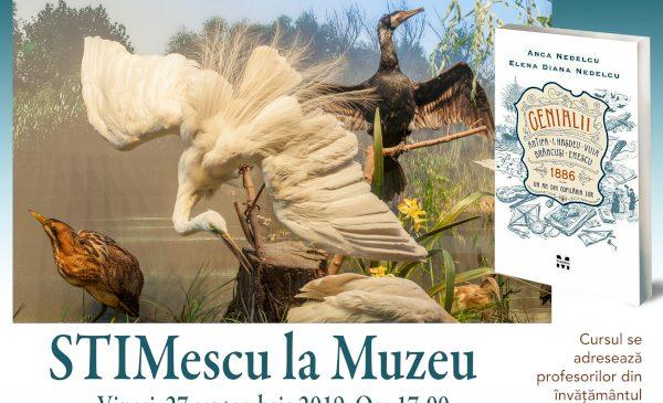 STIMescu la muzeu