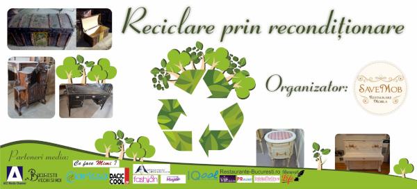 SaveMob afis Reciclare