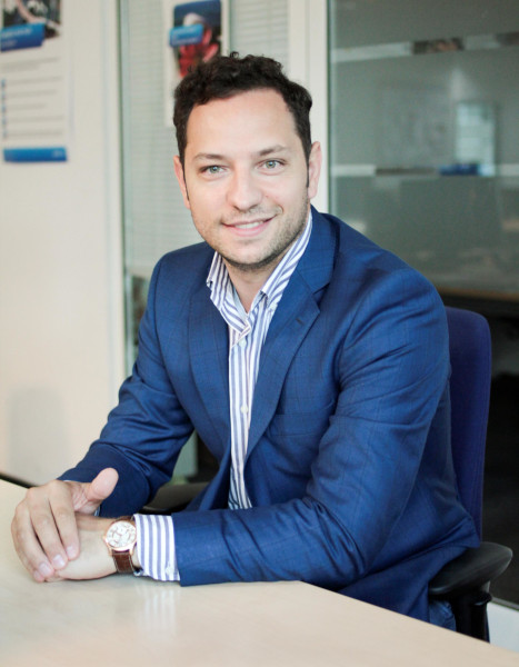 Stelian Bogza, cofondator BenefitOnline.ro