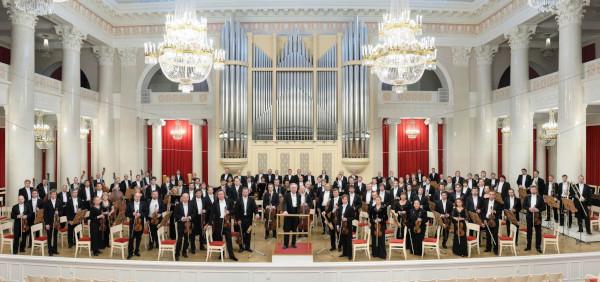 Cea mai veche orchestră simfonică din Rusia, la TVR 3