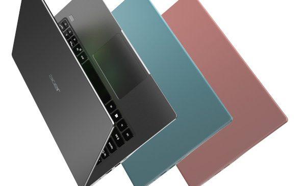 Noul Acer Swift 5 rămâne cel mai ușor notebook de 14 inci din lume, acum cu grafică discretă pentru performanțe mobile