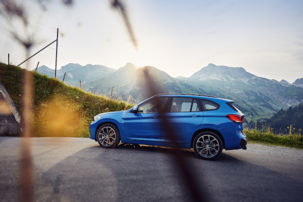 The new BMW X1 xDrive25e