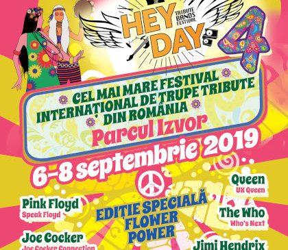 HeyDay Music Festival aduce hituri legendare în București