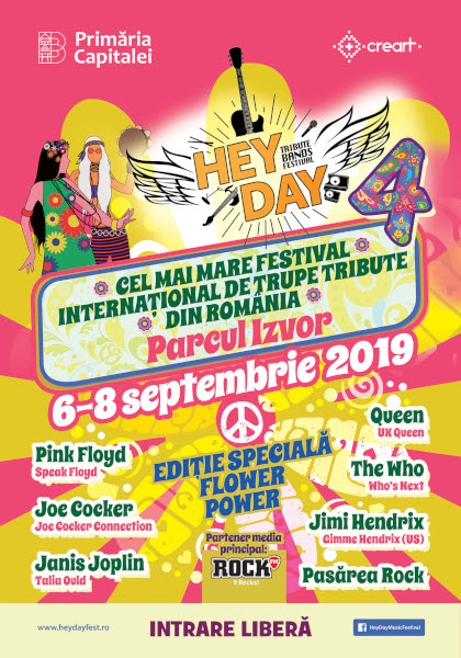 afis HeyDay Music Festival 2019