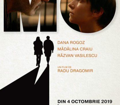 """Dana Rogoz și Răzvan Vasilescu, o relație complicată pe marile ecrane""""MO"""", din 4 octombrie în cinematografele din România"""
