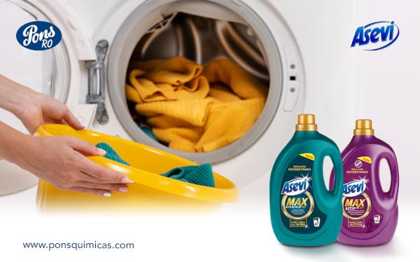 detergent lichid Asevi