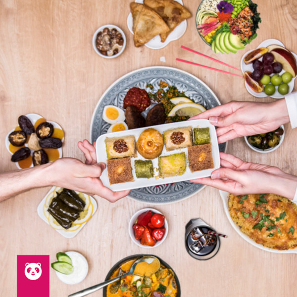 foodpanda Ziua Internationala a Caritatii