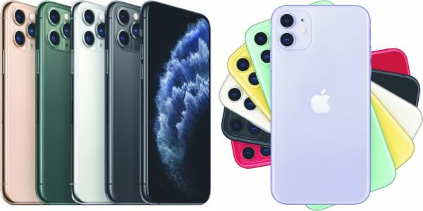 iPhone11Pro si iPhone11