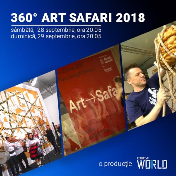 poster Art Safari 2019
