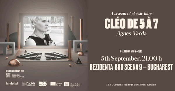 poster Cleo de la 5 la 7