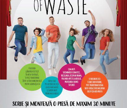 The Art of Waste – festival de eco teatru pentru adolescenţi