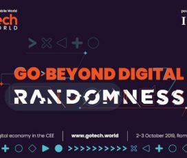 Peste 2500 de soluții digitale de business vor fi prezentate la GoTech World 2019