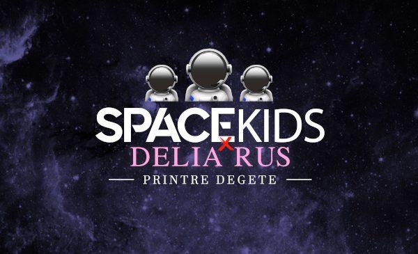 spacekids, cel mai nou proiect din industria muzicala, lanseaza prima piesa in colaborare cu Delia Rus