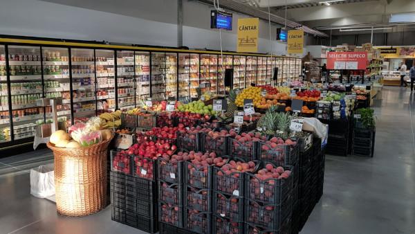 supermarket Supeco in Sfantu Gheorghe