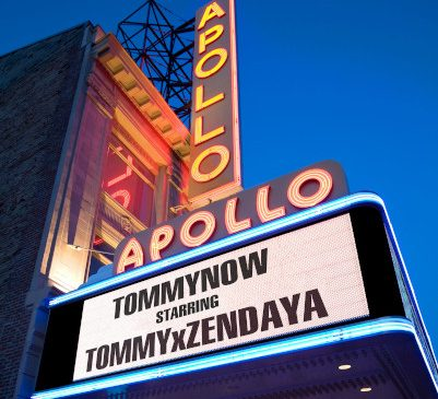 "Tommy Hilfiger revine în New York cu evenimentul de modă TOMMYNOW ""See Now, Buy Now"" și debutul colaborării TommyXZendaya toamnă 2019"
