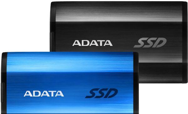 ADATA lansează SSD-ul extern USB 3.2 Gen 2 SE800