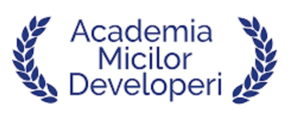 Academia Micilor Developeri logo