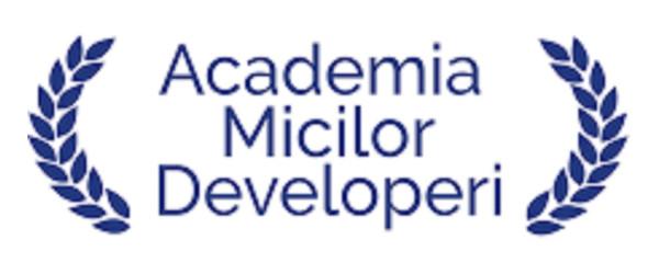 Academia Micilor Developeri, prima școală de programare software pentru copii și adolescenți din România, se extinde în sistem de franciză