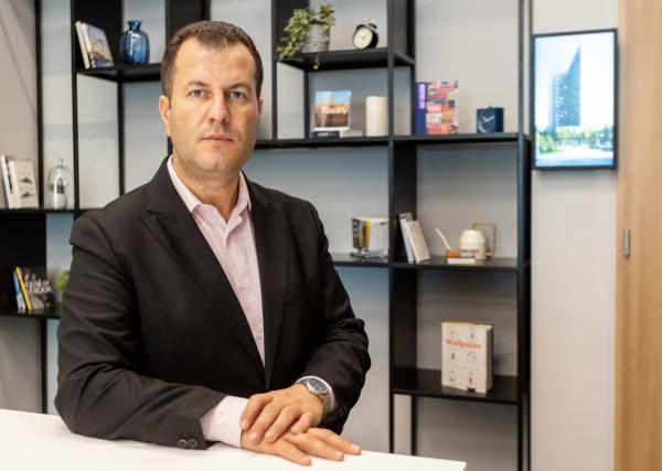 Adrian Adam, Manager General al Hotelului Courtyard Bucharest Floreasca