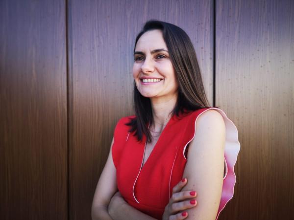 Ana-Maria Duduleanu, Head of Marketing Nutricia Romania