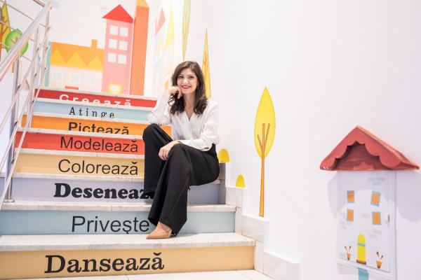 Anca Leibovici, EduClass