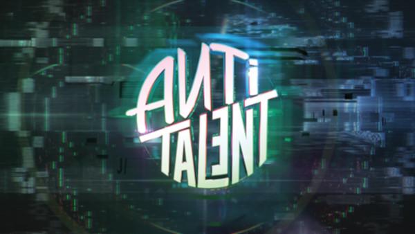 Antitalent logo
