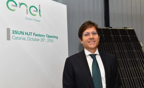 Enel Green Power inaugurează o linie de producție a panourilor bifaciale în cadrul fabricii 3SUN