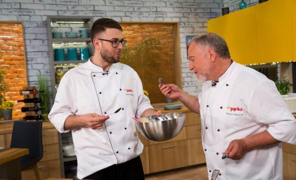 """Producția locală """"Antonio și Michael în bucătărie"""", din 15 octombrie"""