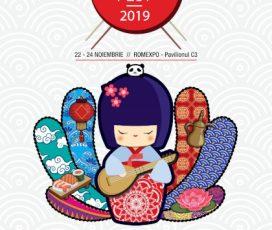 Colors of Asia, cea de-a șaptea ediție a Asia Fest, va avea loc între 22 – 24 noiembrie, la Romexpo