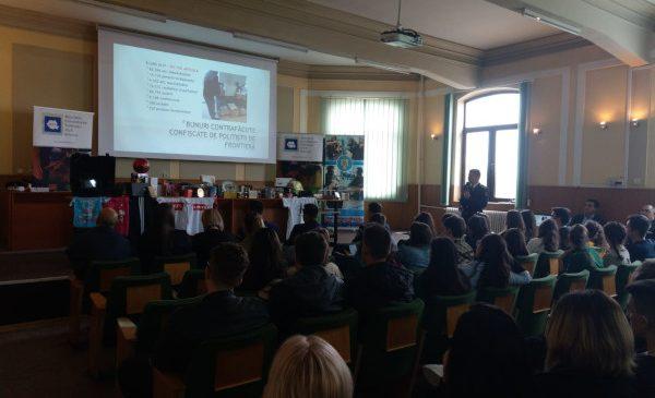 Campania Fii tu! Fii original! în Craiova