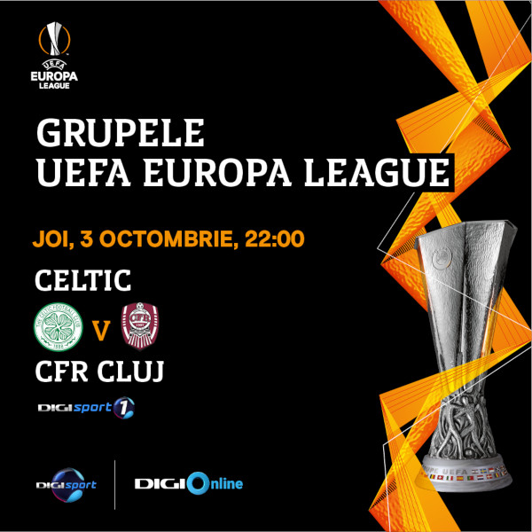 Celtic - CFR Cluj 2019