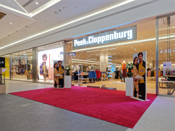 Cluj opening Peek Cloppenburg