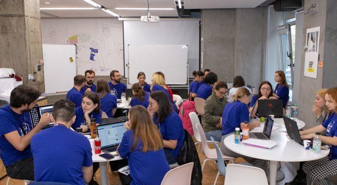 Servicii pro-bono în valoare de peste 150.000 de euro, în 24 de ore, la CreateAthon Romania