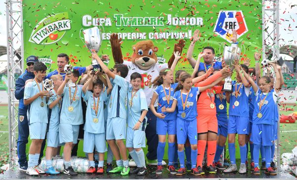 Start înscrierilor în noua ediție a Cupei Tymbark Junior