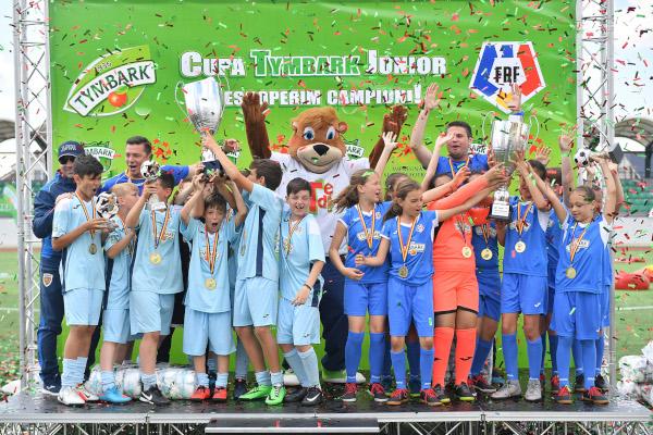 Cupa Tymbark 2019