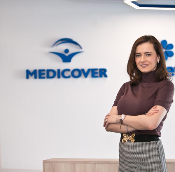 Delia Iliasa, Medicover România