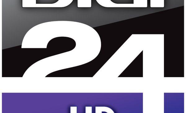 Informația de calitate e vedetă zi de zi, oră de oră, la Digi24
