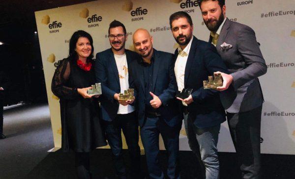 Leo Burnett și Telekom Romania câștigă două trofee la Effie Awards Europe 2019