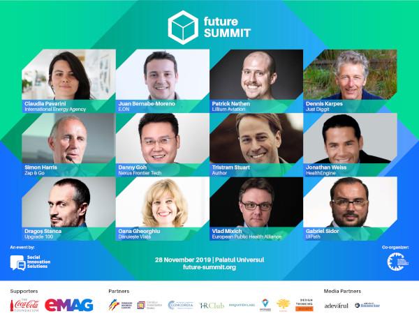 Future Summit 2019 vizual