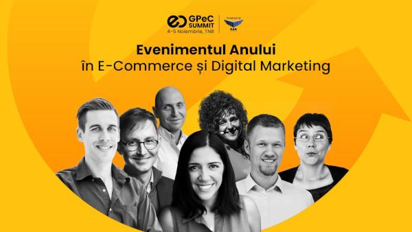 GPeC SUMMIT și iSense Solutions dezvăluie primele rezultate ale studiului privind piața de comerț electronic din România