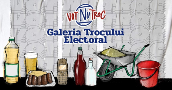"Kubis a lansat campania ""Vot, nu Troc"""