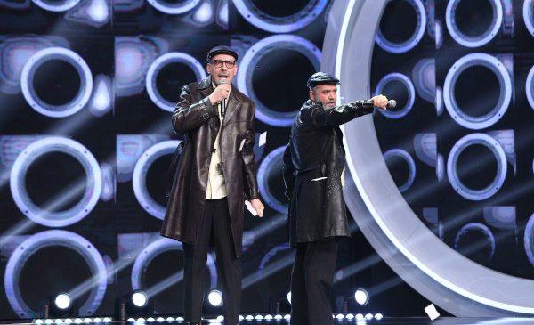 """""""Bătrâneii"""" din trupa Ha-Rap au convins publicul în ediția a șaptea iUmor și merg în finală"""