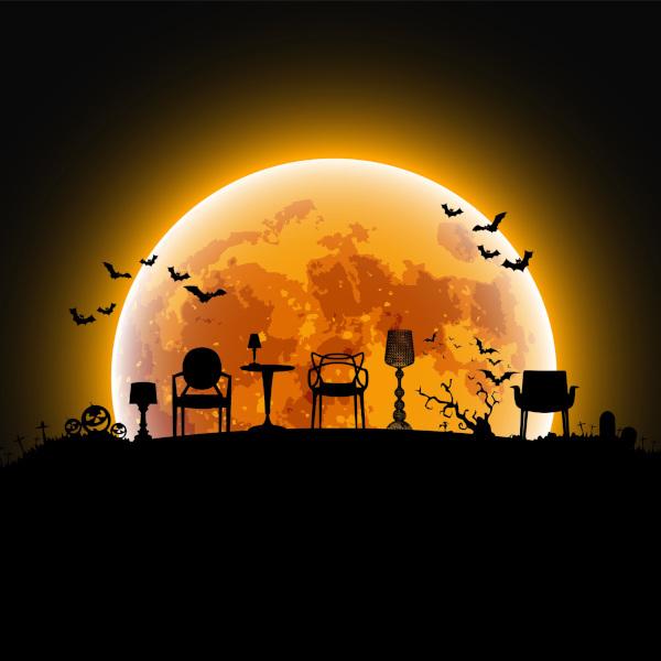 Halloween Kartell