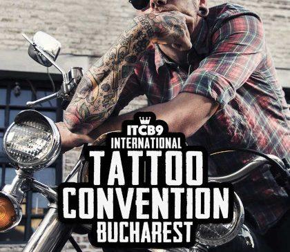 10 ani de când cei mai mari artiști tatuatori internaționali se reunesc la București