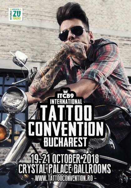 International Tattoo Convention Bucharest 10