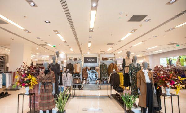 #XCLUSIVE BY BĂNEASA SHOPPING CITY continuă cu lansarea colecției Autograph by Marks & Spencer, disponibilă exclusiv în magazinul din Băneasa Shopping City