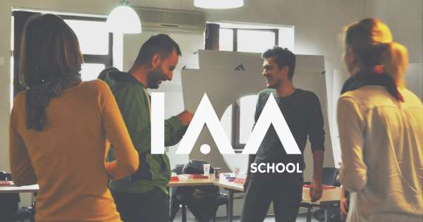 Never Stop Learning, IAA School
