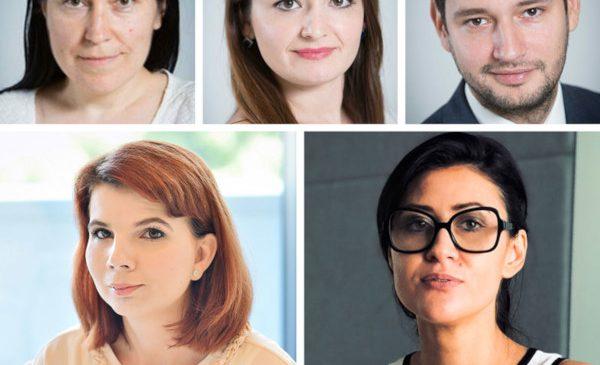 Deloitte România își consolidează echipa de management prin promovarea a cinci manageri seniori în roluri de directori