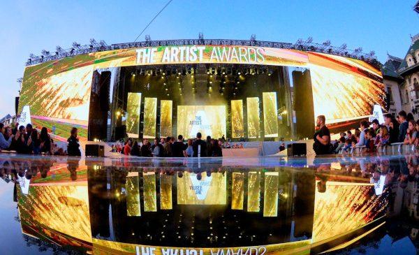 Lista completă a marilor câștigători The Artist Awards