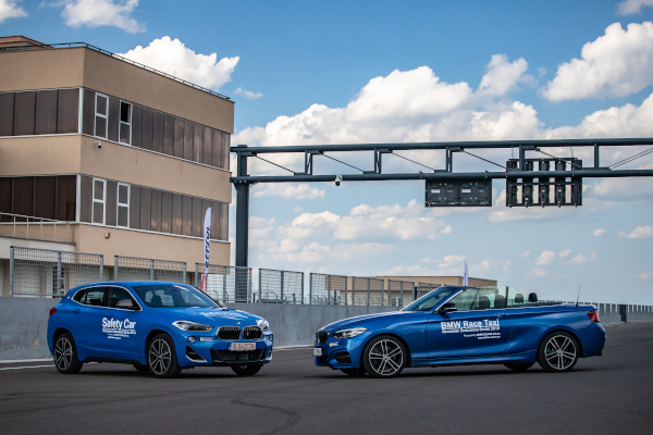 Romanaian Endurance Series, BMW safety cars